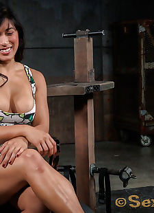 sex pics Her eyes glass over as the relentless, Mia Li , blowjob , bondage