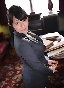 japanese sex pics Sophisticated Japanese office babe, skirt , big tits