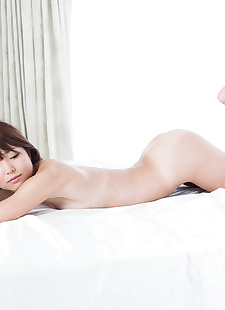 japanese sex pics Naked Japanese lesbians take turns, hairy , tiny tits  pussy