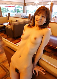 japanese sex pics Young Japanese girl gets totally naked, hairy , tiny tits