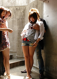 sex pics Rimu and ueno misaki suck dicks - part, bondage  anal